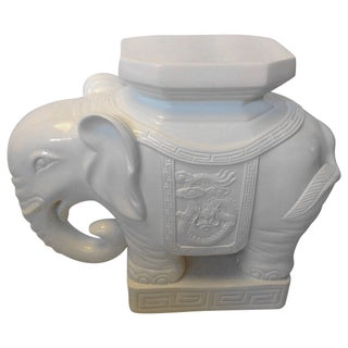 Lilly Pulitzer Elephant Garden Stool
