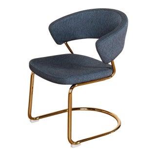 Brandie Stainless Steel Side Chair