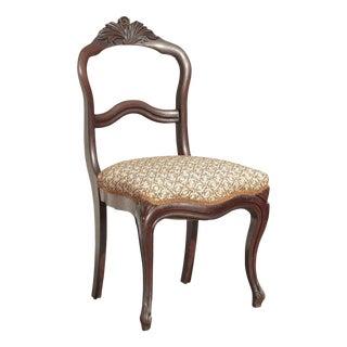 Louis-Philippe Slipper Chair