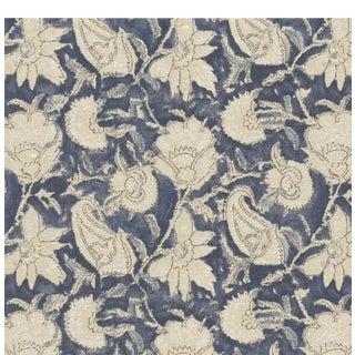 Ralph Lauren Belgrade Batik Floral Fabric - 1 Yard
