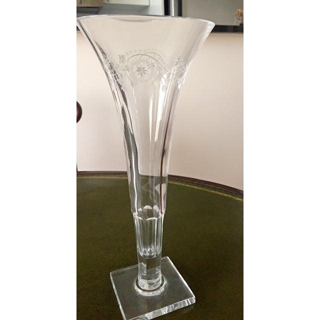 Vaughan Decorative Fluted Vase - Image 2 of 4