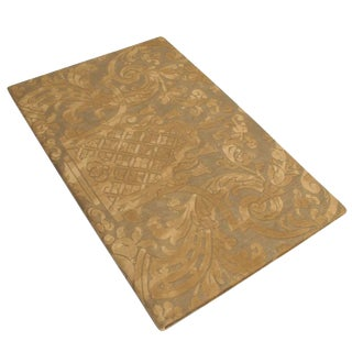 Fortuny Fabric Covered Portfolio