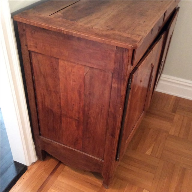 Antique French Dining Hutch - Image 4 of 7