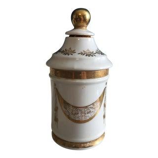 Victorian Vanity Perfume Jar