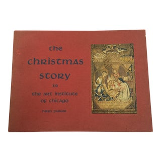"""The Christmas Story"" Art Institute of Chicago"" 1949 Book"