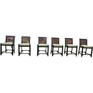 Palecek Bainbridge Counter Stools - Set of 6