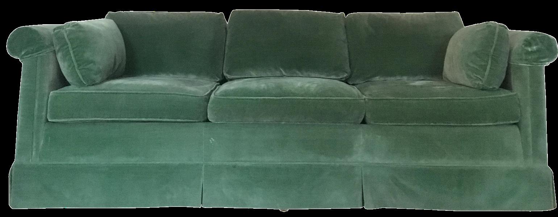 Baker Emerald Green Velvet Sofa Chairish : 333588b2 4076 4161 82a6 fd7b526071d4aspectfitampwidth640ampheight640 from www.chairish.com size 640 x 640 jpeg 22kB