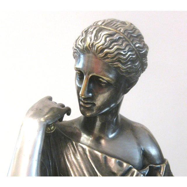 "22-Inch Barbedienne ""Diana"" Sculpture - Image 6 of 9"