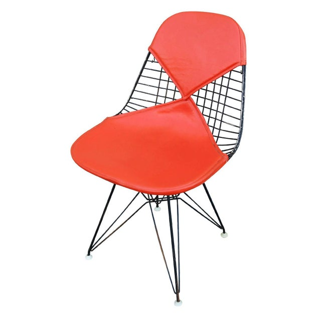 Herman Miller Eames DKR Bikini Chairs- Set of 3 - Image 2 of 8
