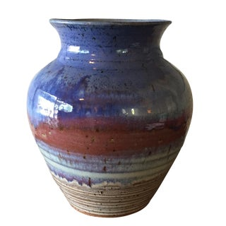 Fabrile Studio Pottery Vase