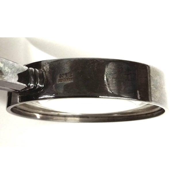 Vintage Georg Jensen Sterling Silver Magnifier - Image 4 of 9