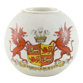 1920s Wales Red Dragon Match Striker