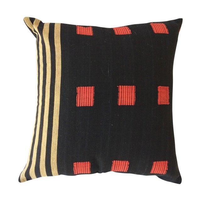 Handmade Burmese Pillow - Image 1 of 3
