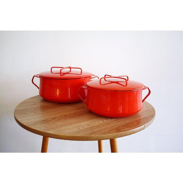 Dansk Kobenstyle Vintage Casserole Dishes - A Pair - Image 11 of 11