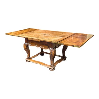 Impressive Dutch Baroque Center Table