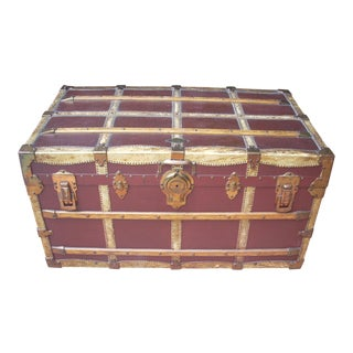 Henry Likly & Co. Antique Trunk
