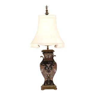 Pasargad NY Porcelain Table Lamp