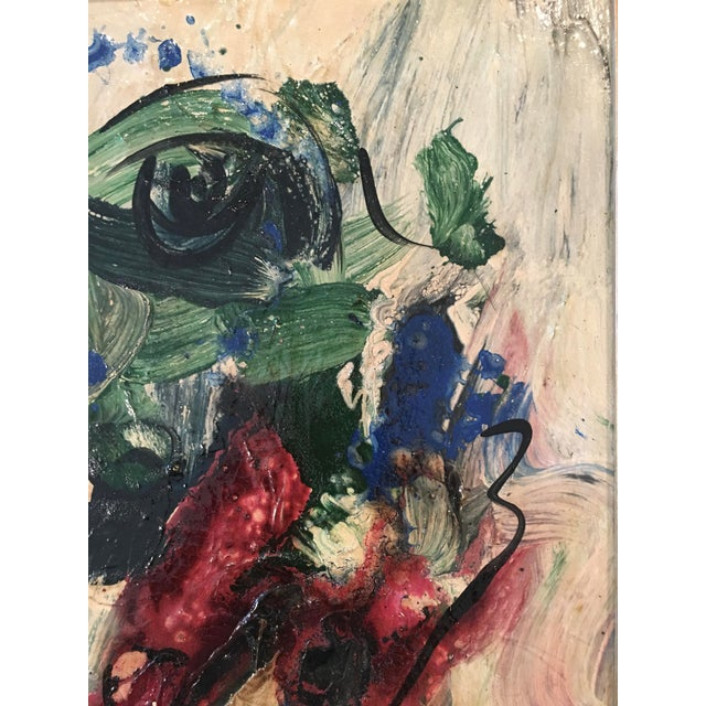 'My Friend Miro' Painting - Image 5 of 11