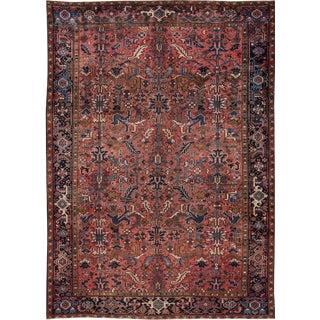 Apadana - Vintage Persian Rug, 8' x 11'