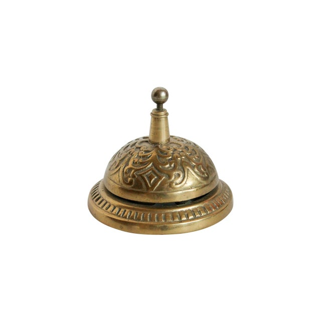 Image of Brass Service Bell