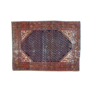 "Leon Banilivi Antique Malayer Rug - 6'3"" X 4'8"""