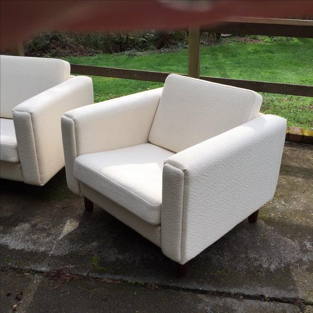 Image of Hans Wegner Sofa and Chair Set