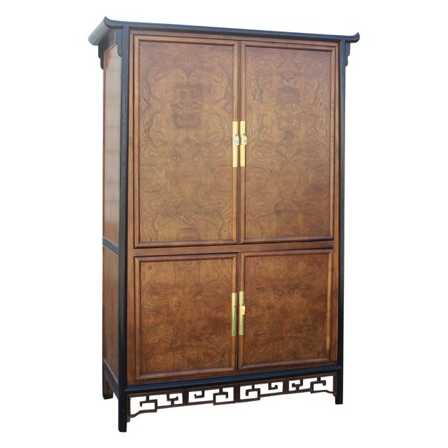 Asian Style Armoire 76
