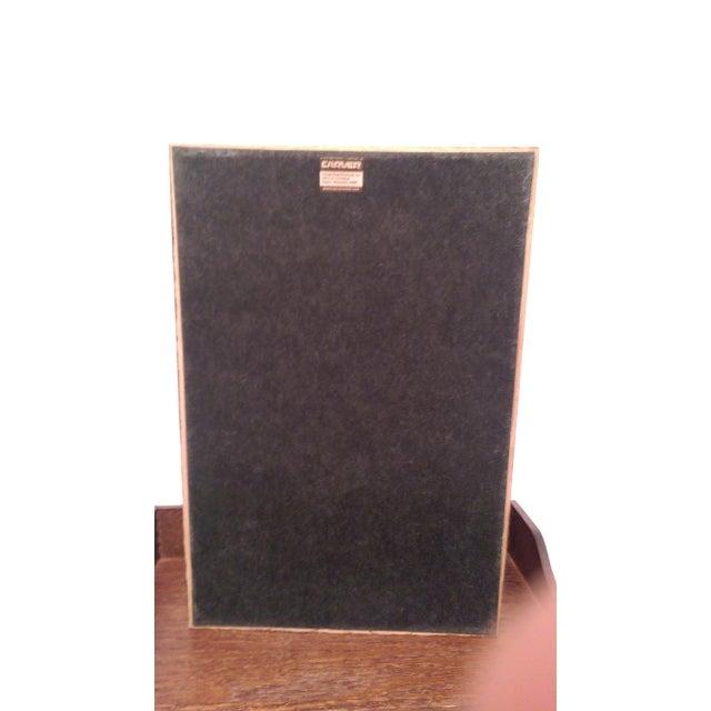 Image of Carver Desktop Storage Trays - A Pair
