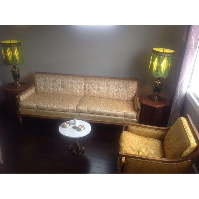 Antique Mid-Century Sofa - Image 11 of 11