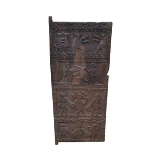 Tribal African Dogan Door (F)