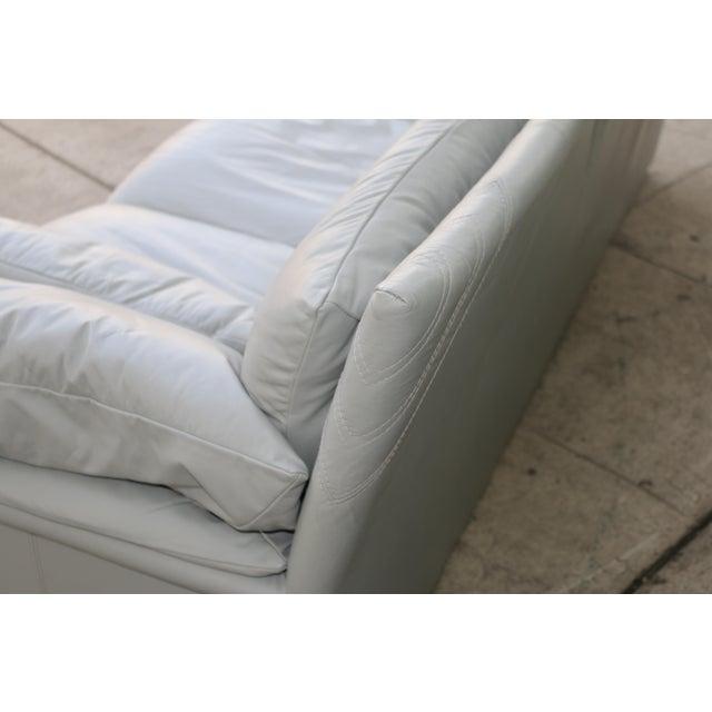 Nicoletti Italian Leather Sofa - Image 6 of 11