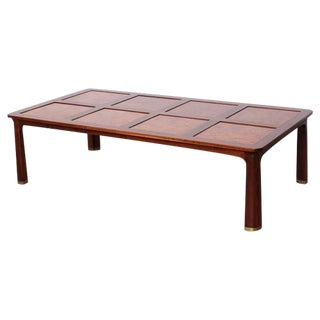 Large Coffee Table by Edward Wormley for Dunbar