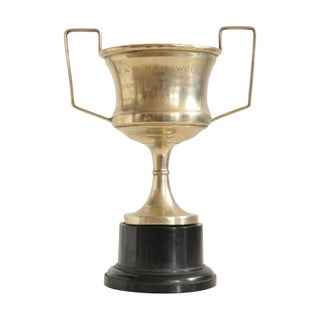 1943 Loving Cup Trophy: R.A.F. Hemswell Boxing