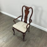 Image of Chippendale Wood Dining Chairs - Set of 8