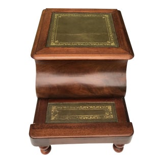 Antique Victorian Mahogany Small Table Cabinet