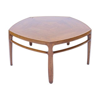Edward Wormley for Dunbar Walnut Coffee Table
