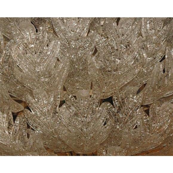 Monumental Murano Chandelier - Image 5 of 8