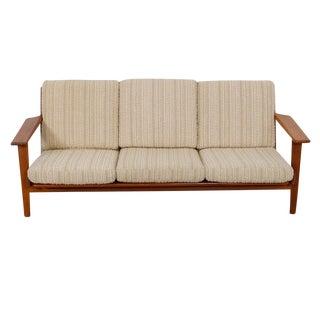 Hans Wegner for Getama Danish Modern Sofa