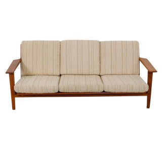 Hans Wegner for Getama Danish Modern Sofa