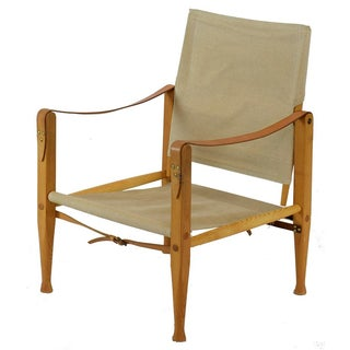 1939 Kaare Klint Safari Chair
