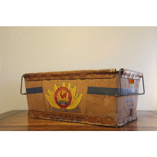 Vintage Banana Crate - Image 2 of 10