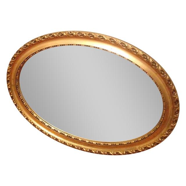 Gold Leaf Mirror - Image 1 of 3