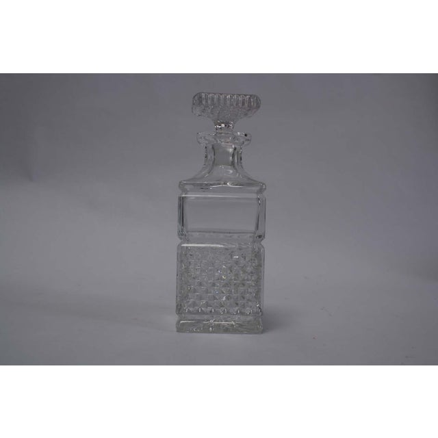 Cut Glass Liquor Decanter - Image 2 of 6