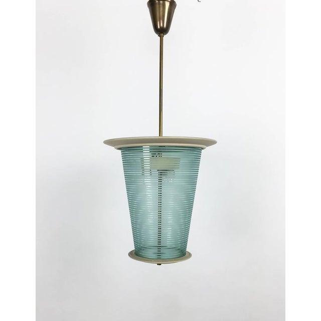 1935 Fontana Arte Pendant Lamp or Lantern - Image 2 of 9