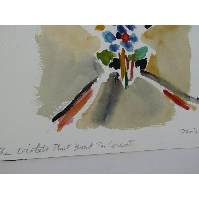 "Image of ""Violets That Break the Concrete"""