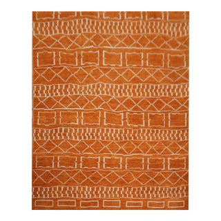 "Hand Knotted Gabbeh Rug by Aara Rugs Inc. - 7'9"" X 9'6"""