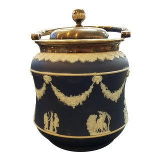 Wedgwood Biscuit Box