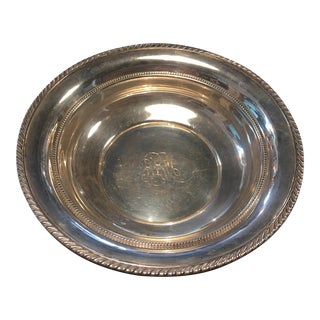 Antique Gorham Sterling Silver Bowl