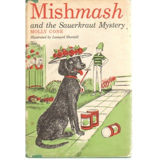 Mishmash and the Sauerkraut Mystery