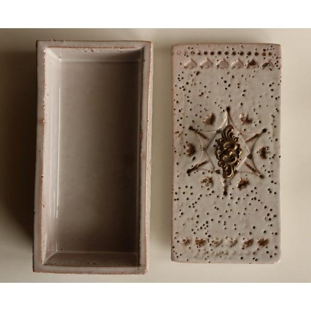 Raymor Italian Art Pottery Box - Image 5 of 7